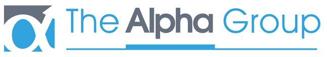 The Alpha Group Logo
